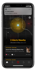 Citizen app, which lets users track and report crime, is now available in Phoenix