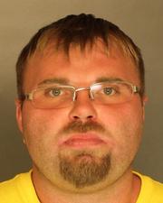 Joshua Wertz, arrested for criminal homicide.