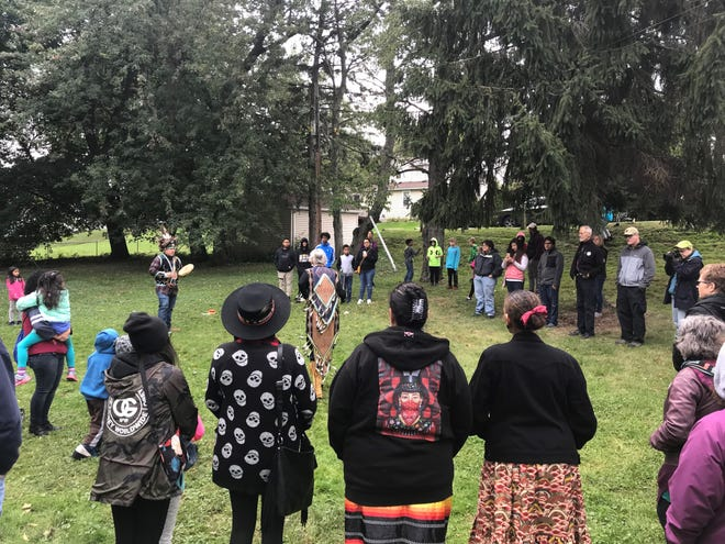 Indigenous Peoples Day celebrated at Native American Cultural Center.