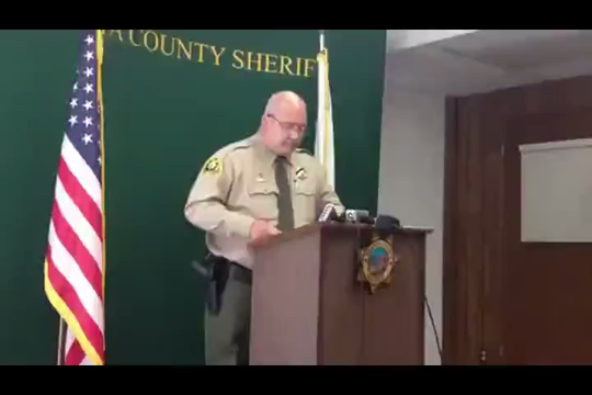 Sheriff Tom Bosenko said at a press conference in May of 2012 that Karen Duenas died of multiple stab wounds Saturday inside her Cottonwood home.