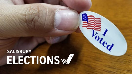 Polls open from 7 a.m. to 7 p.m. on Election Day, Nov. 5, 2019, for Salisbury elections.