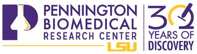 Pennington Biomedical Research Center Logo