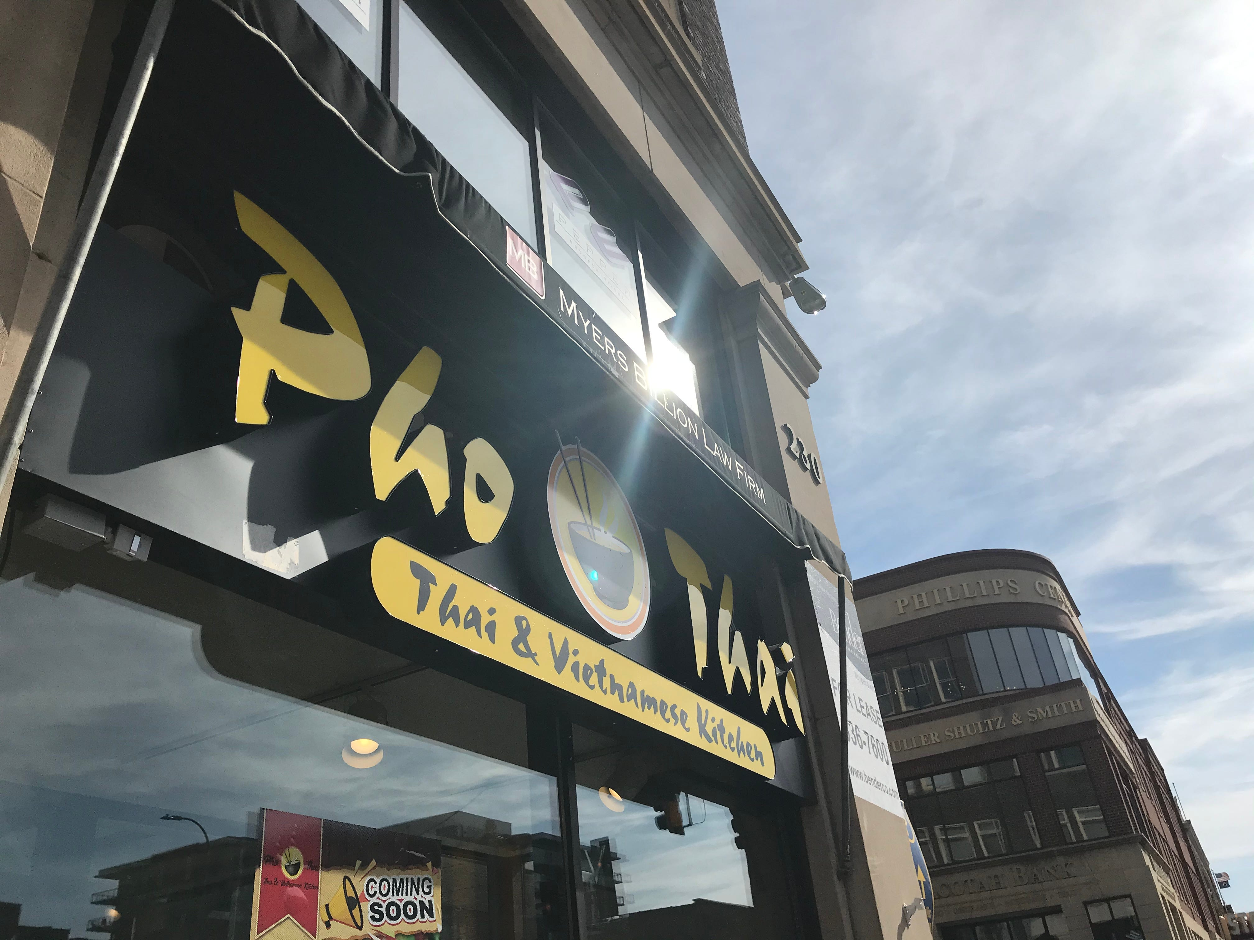 Pho Thai opens in downtown Sioux Falls
