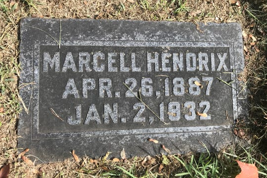 Because the farmhouse was in the county and not the city, the man in charge of the advance on the farmhouse was Greene County Sheriff Marcell Hendrix. Prior to his election in 1928, Hendrix farmed land next to the Young farmland and he knew the boys' father, who had died prior to 1921.