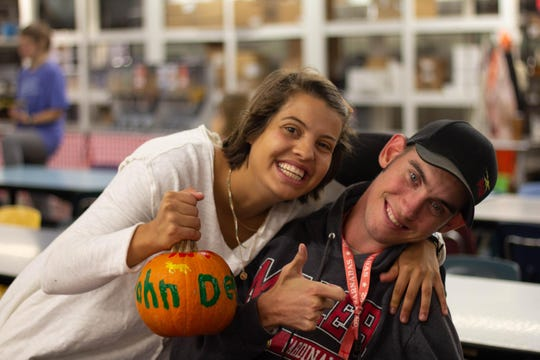 Camp Barnabas hosted a special 'Barnabreak' this past weekend for campers with special needs.
