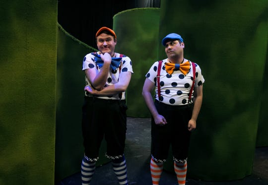 Alice in Wonderland runs Oct. 18 to 27 at the Paramount Center for the Arts.
