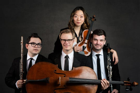 Hub New Music will begin its formal concert at 7:30 p.m. Oct. 19 in Ruth Gant Recital Hall at St. Cloud State University.