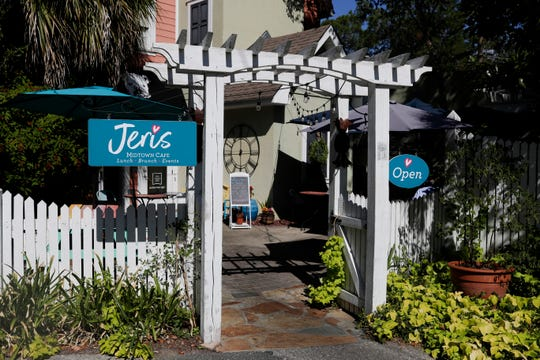 Jeri's Midtown Cafe has taken the place of Paisley Cafe with new owner Jeri Madden.