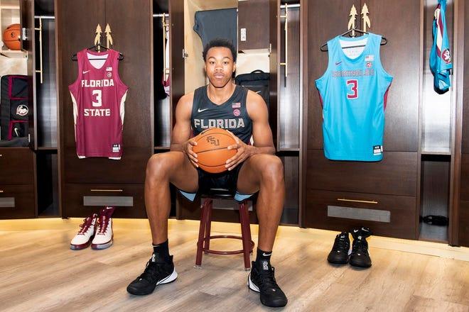Five-star FSU basketball commit Scottie Barnes.