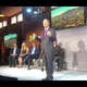 Microsoft President Brad Smith talks at El Paso event