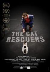 """The Cat Rescuers"""