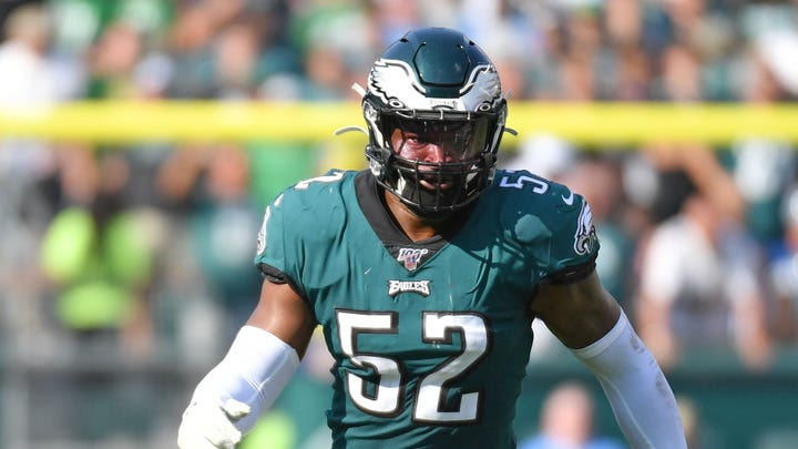 Eagles coach on Zach Brown release: 'We need more production from linebacker position'
