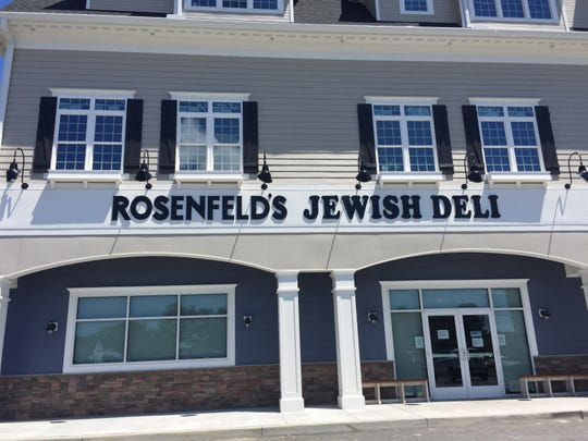Rosenfeld's Jewish Deli which has locations in Rehoboth Beach and Ocean City, Maryland, is expanding. A Wilmington site is coming to 1204 Washington St. it will replace the Harvest House.