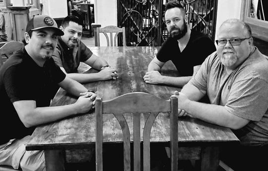 Hazy Shade will reunite for the first time in 13 years to open up for X Band's Halloween show on 9 p.m. Saturday Oct 26 at The Iron Horse Pub.