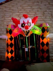 The Chamber of Horrors runs from  7:30 to 10:30 p.m. tonight and Saturday, and then Oct  25 and 26 and Oct 31.  in the downtown Boys & Girl's Club Basement at 1318 6th St.