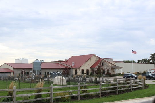 LaClare Family Creamery recently finished the completion of a $10 million expansion that will make it a national leader in Chevre cheese production.