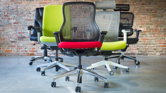 Magnificent The Best Office Chairs Of 2019 Our Favorite Ergonomic Desk Machost Co Dining Chair Design Ideas Machostcouk