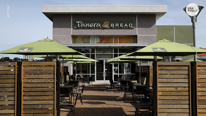 A Panera Bread is seen in Wisconsin. A new Panera location may be coming to Wichita Falls soon.