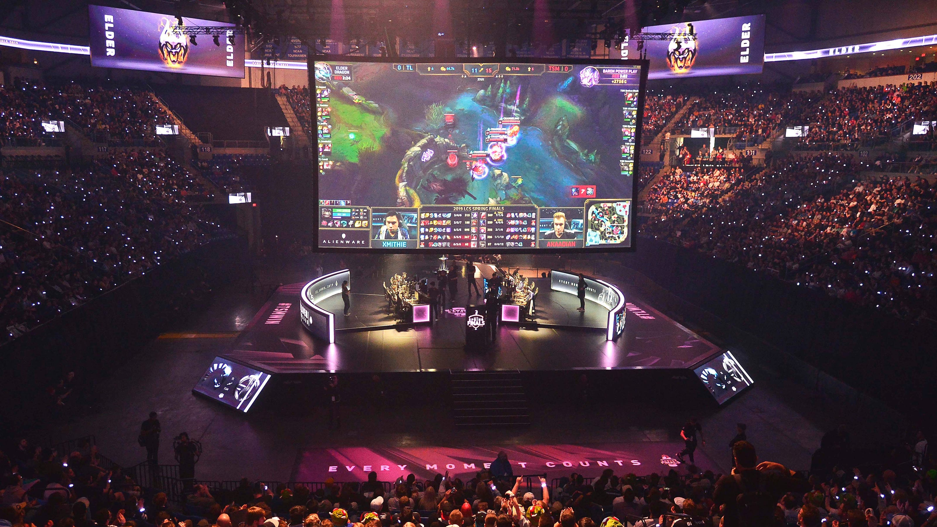 Online Video Game League Of Legends Turns 10 Looks To The