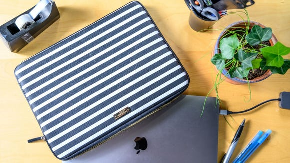 The best gifts for travelers 2019: Kate Spade Laptop Sleeve