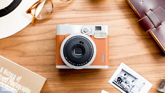 The best gifts for travelers 2019: Fujifilm Instax Mini 90 Neo Classic Camera