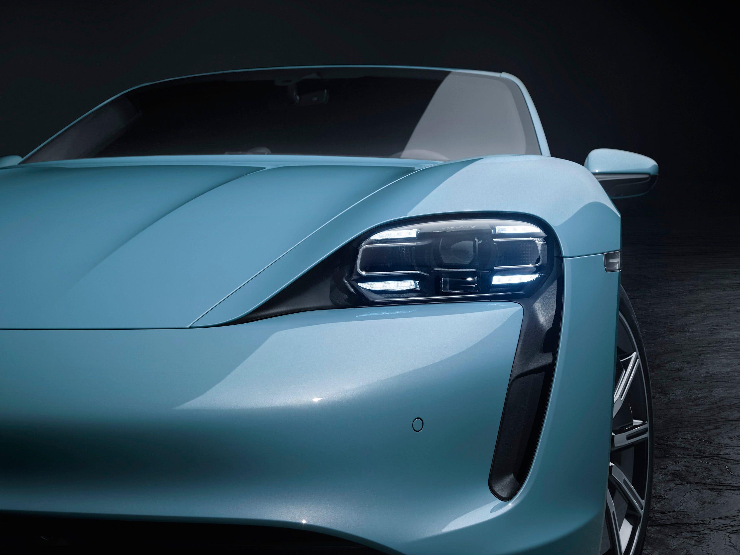 Porsche Taycan 4S Brand\u0027s latest EV is priced closer to