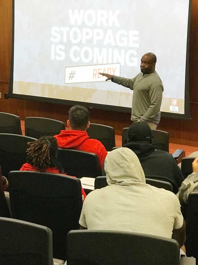 'Stay ready': Inside DeMaurice Smith, NFLPA's meeting with Chiefs players on CBA discussions