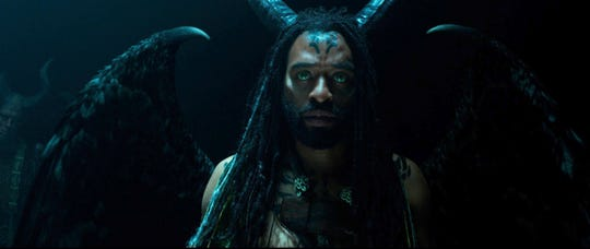 "Chiwetel Ejiofor is Conall in ""Maleficent: Mistress of Evil."""