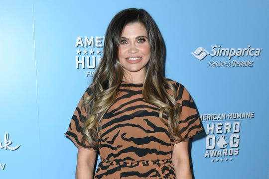 'Boy Meets World' star Danielle Fishel says 'none of us escape mom-guilt' in emotional essay