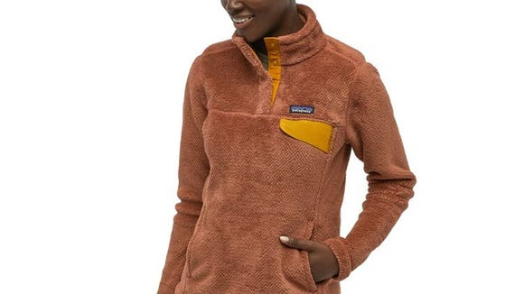 Best gifts for sisters 2020: Patagonia Re-Tool Snap-T Pullover