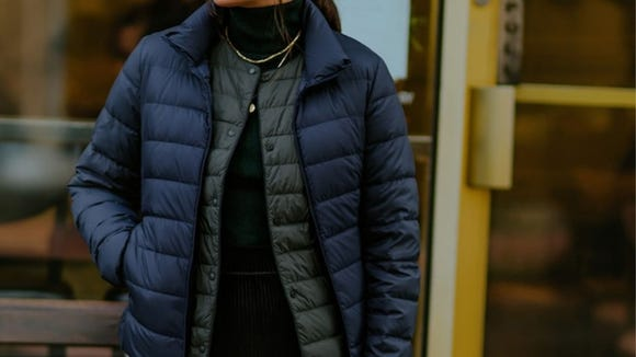 Best gifts for sisters 2020: Uniqlo Ultra Light Down Jacket