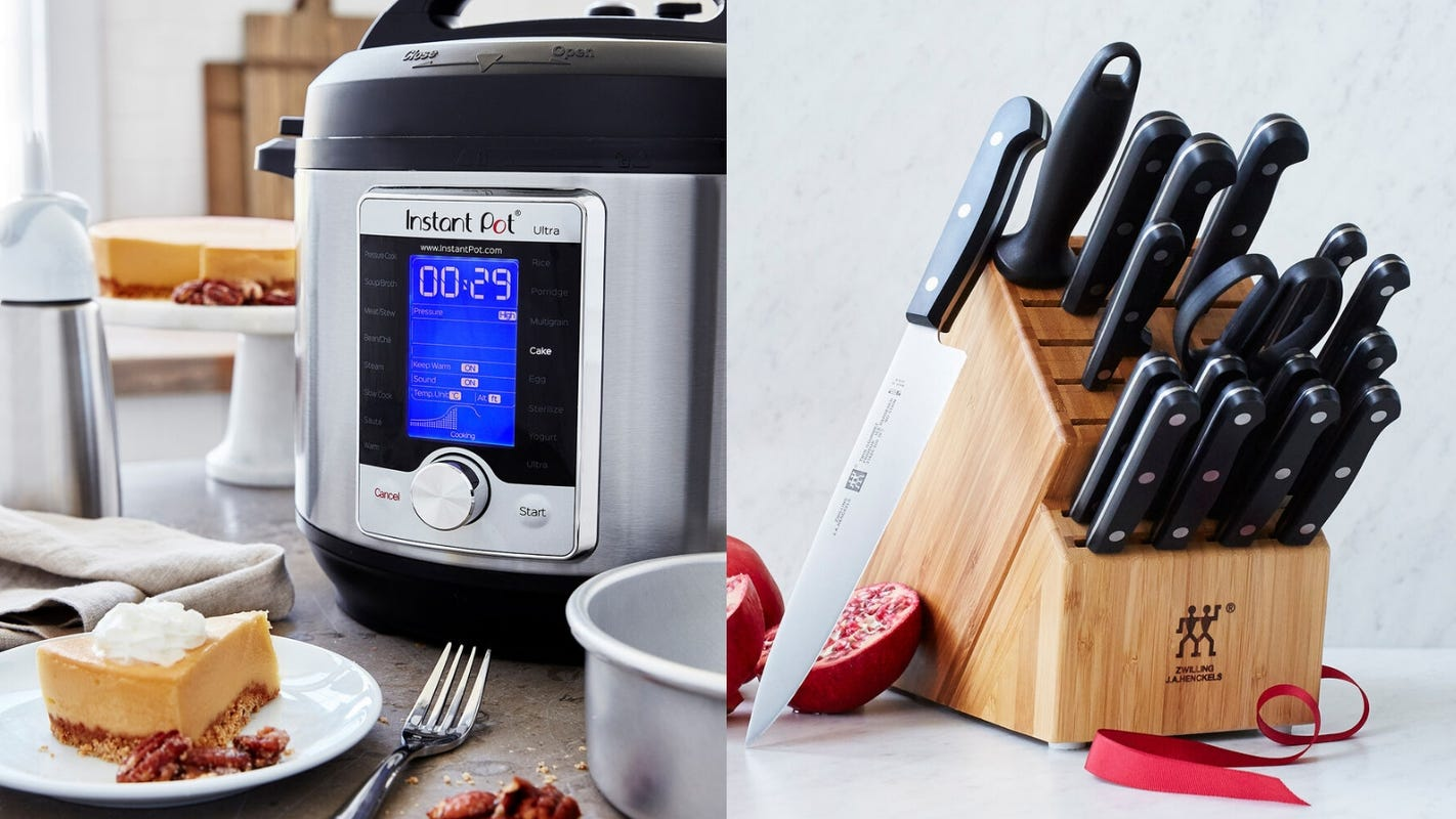 50 amazing kitchen gifts for people who like to cook