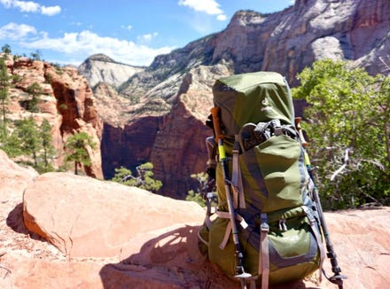 The best gifts for travelers 2019: Deuter Backpack.