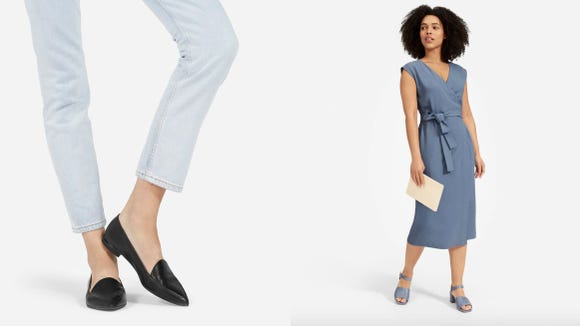"""At Everlane, you can still grab some amazing products with the """"Choose what you pay """" sale."""