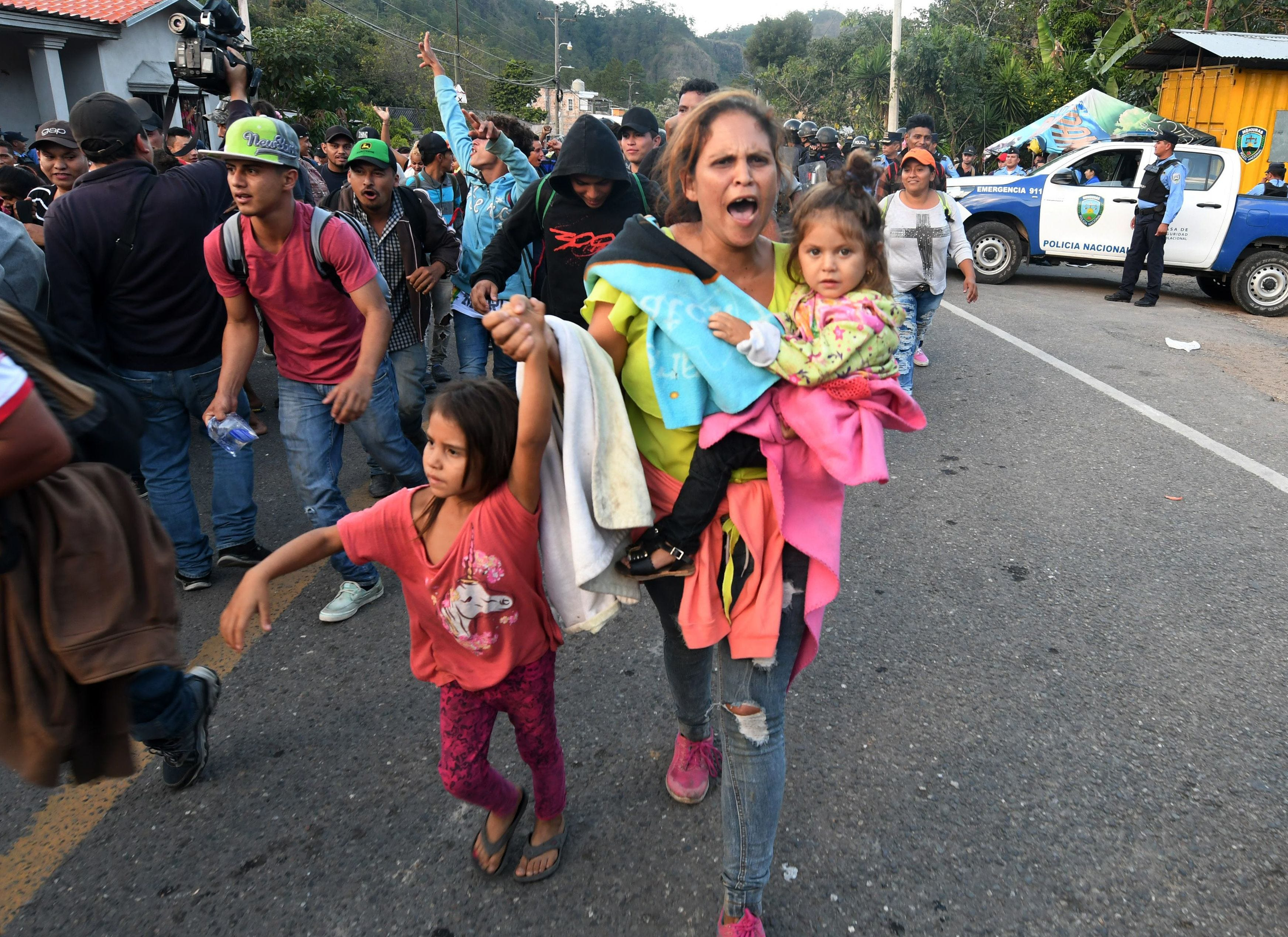 US-Honduras asylum deal puts migrants in political violence crosshairs