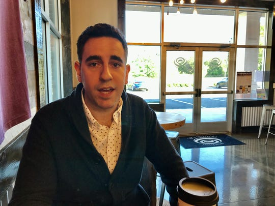 Freehold Township Democratic candidate Scott Berlin