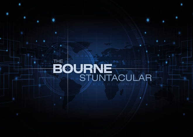 """""""The Bourne Stuntacular"""" will debut at Universal Orlando in spring 2020."""