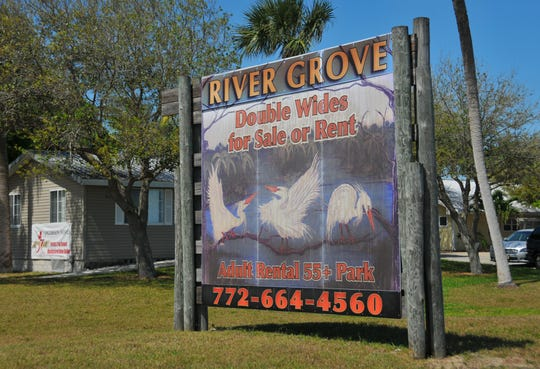 Under a 2015 state consent order, River Grove had to connect to Brevard County's Barefoot Bay water treatment plant for their water supply. The community had struggled for years to meet federal limits on biproducts of chlorine in their private drinking water system.