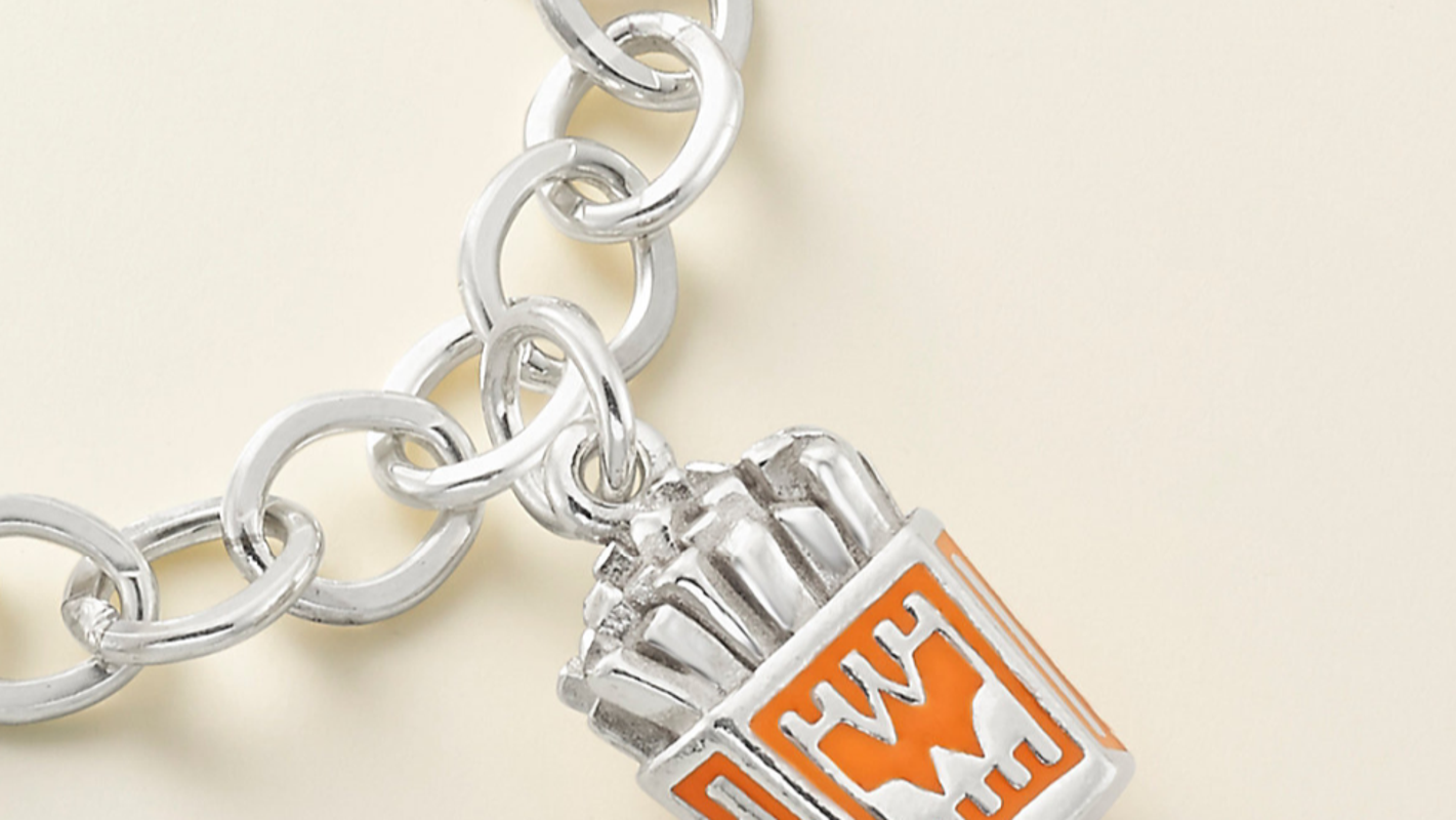 Whataburger, James Avery team up again to launch new french fries-themed charm