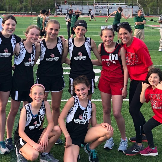 Hageman started the youth track program at Oak Hills in 2011 and expanded it to all five elementary schools in the district one year later.