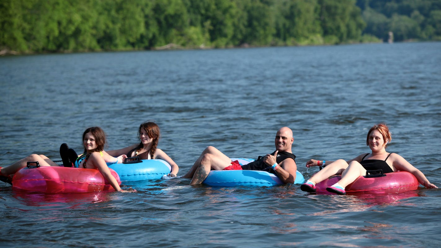NJ acclaimed Delaware River Tubing facing state fines