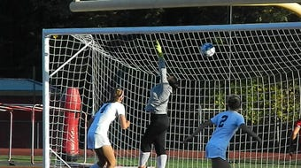 The Edison girls soccer team defeated Colonia 3-2 to advance in the GMC Tournament on Monday, Oct. 14, 2019.