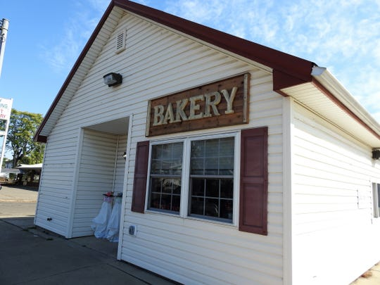 Daily Bread Bakery and Cafe opened Sept. 16 at 702 S. Seventh St. It offers fresh baked pastries, breads and more Tuesday through Sunday.