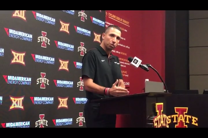 Iowa State football: Updates on Cyclones vs. Texas Tech