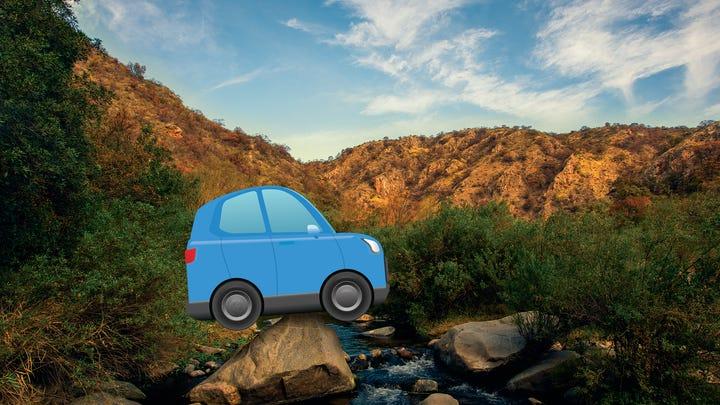 Jeep says buh-bye to blue emoji imposter
