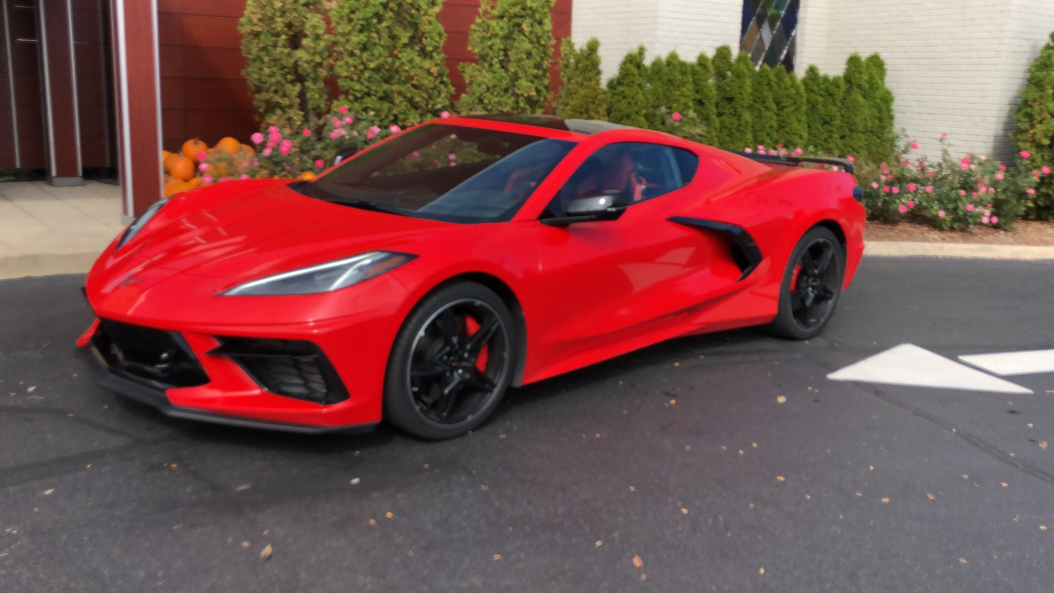 2020 Corvette isn't just super-fast; it's luxury-car quiet and smooth
