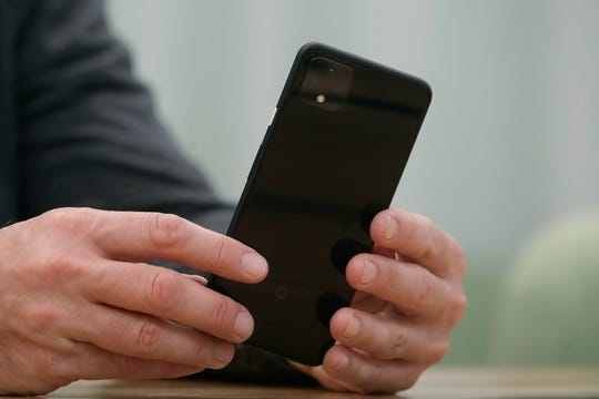 A new Pixel 4 phone.