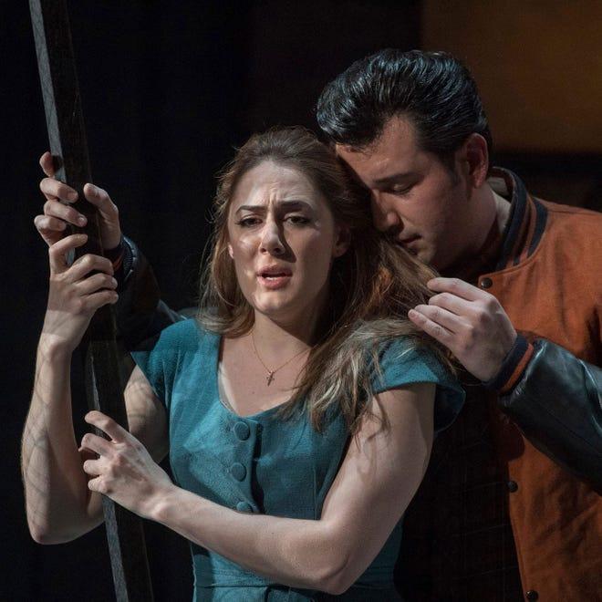 Rigoletto is Michigan Opera Theatre's season opener.