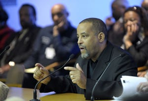 Greg Murray, at a Detroit City Council meeting in 2012
