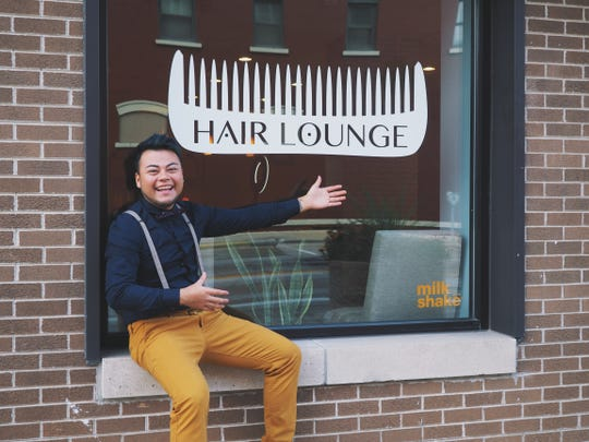 Vicente Lezama Morales, of Fond du Lac, opened Hair Lounge earlier this fall at 104 S. Main St., Suite 102.